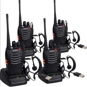 Other - Set of 4 walkie talkies
